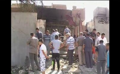 Seria krwawych zamachów w Iraku. Najwięcej ofiar w Bagdadzie i Mosulu