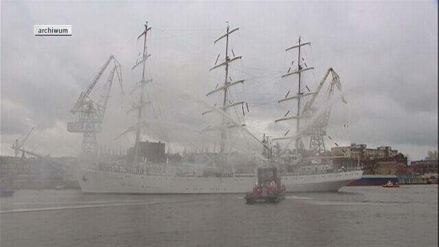 Ćwiczenia podczas Tall Ships Races w 2013 roku