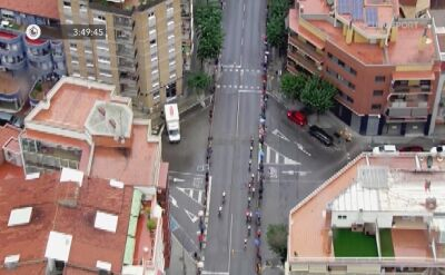 Vuelta a Espana. Helikopter odkrył plantację marihuany