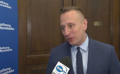 """""""Na korytarzach Sejmu mówi się o zabezpieczaniu się PiS"""""""