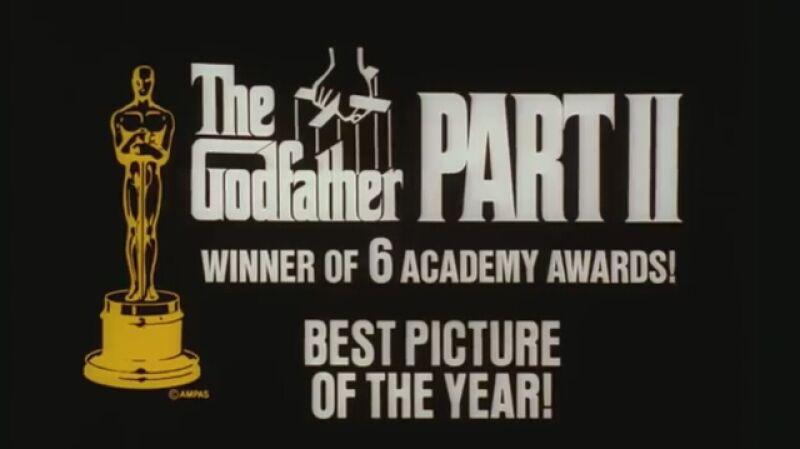 """""""Ojciec chrzestny 2"""" przyniósł De Niro pierwszego Oscara"""