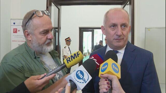 Neumann: kontynuowanie posiedzenia Sejmu po wyborach, byłoby dość kuriozalne