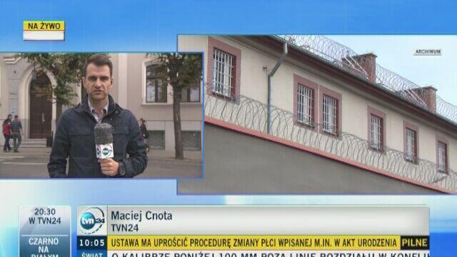 Bartosz K. po wyjściu  z więzienia miał zgwałcić 9-letniego chłopca