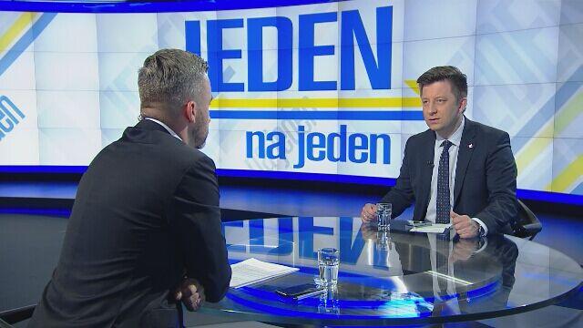 Dworczyk: Szydło przegrała głosowanie w europarlamencie w wyniku wojny ideologicznej