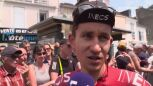 Kwiatkowski przed 14. etapem Tour de France