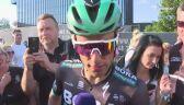 Majka po 2. etapie Tour de Pologne: jedziemy na trzech liderów