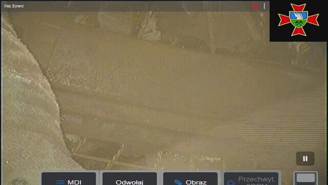 Film z akcji ratunkowej w Zofiówce