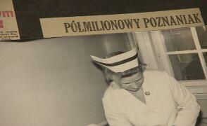 Urodziłem się jako półmilionowy obywatel Poznania