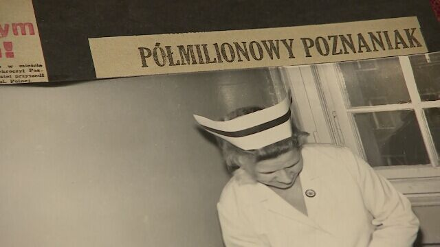Półmilionowy obywatel Poznania