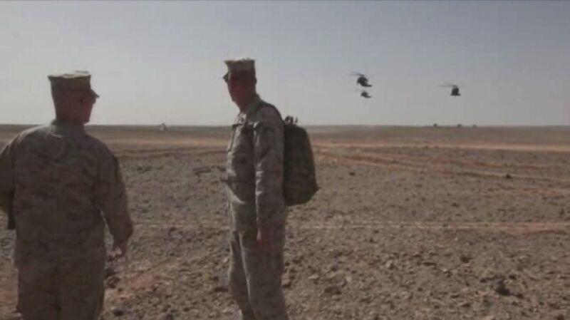 Saudyjskie wojsko ćwiczy z Amerykanami