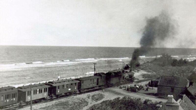 Półwysep na początku XX wieku