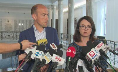 Gasiuk-Pihowicz: celem skargi PiS przygotowanie politycznej amunicji