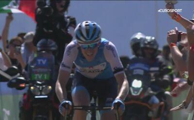 Hermans wygrał 2. etap Tour of Utah i został nowym liderem wyścigu
