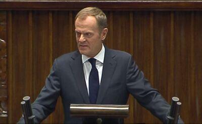 Tusk: Na Ukrainie operuje armia rosyjska. Polski wywiad potwierdza
