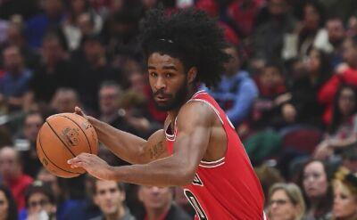 Coby White błyszczy w Chicago Bulls
