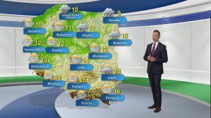 Pogoda na piątek 15.11