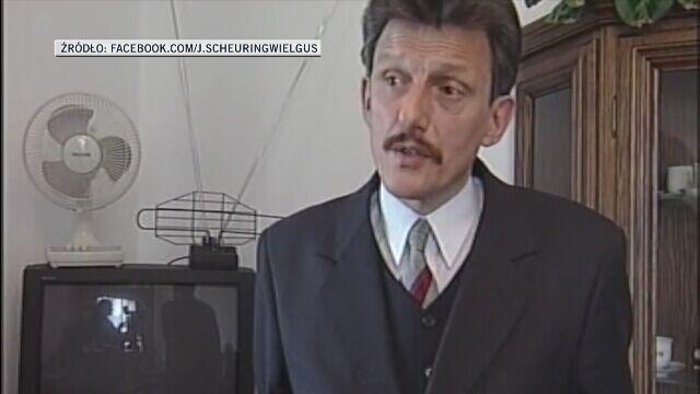 Scheuring-Wielgus opublikowała na swoim profilu na Facebooku film ze Stanisławem Piotrowiczem
