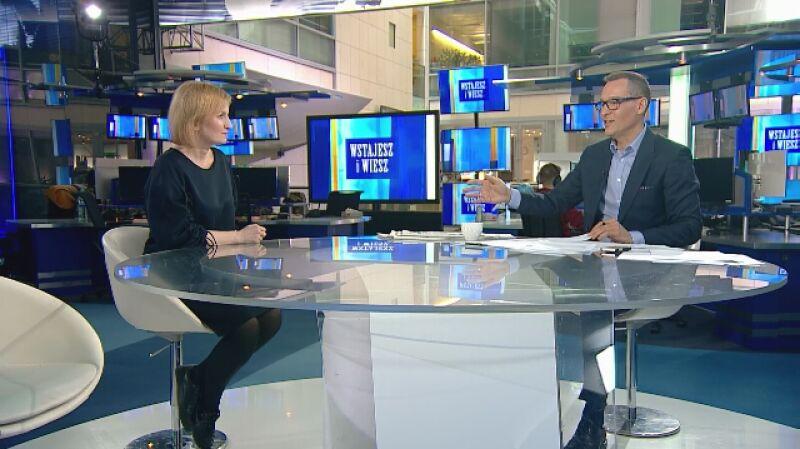 O niebezpieczeństwie, jakie powodują fake newsy na temat koronawirusa, mówiła w TVN24 Beata Biel z Konkret24