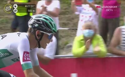 Zwycięstwo Lennarda Kaemny na 16. etapie Tour de France