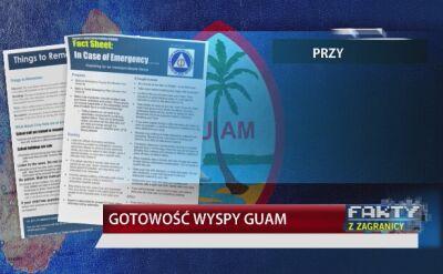 Guam wydało poradnik na wypadek ataku rakietowego