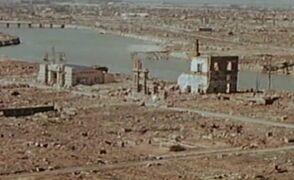 Miasto po atomowej zagładzie