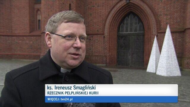 Rzecznik kurii tłumaczy, że proboszcz uprzedził parafian o swoich zamiarach