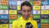 Bernal: zawsze marzyłem o żółtej koszulce