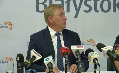 Tadeusz Truskolaski: odbieram to jako groźbę karalną