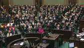 Sejm przyjął informację premiera