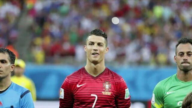 46da98ec4 Ronaldo jak indiański wojownik. Nowa fryzura na mecz o wszystko