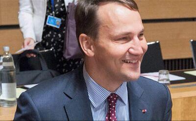 """""""Wprost"""" publikuje fragment nagrania rozmowy Sikorskiego z Rostowskim o Danucie Huebner i wzajemnym wsparciu"""