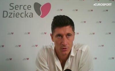 Lewandowski: ostatnie trzy lata bardzo mnie zmieniły