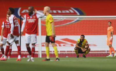 Arsenal pokonał Watford na zakończenie sezonu