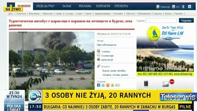 Relacja z Burgas Reportera 24