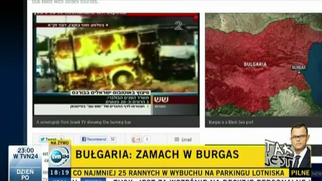 Bułgarski dziennikarz Krasimir Krumow o zamachu