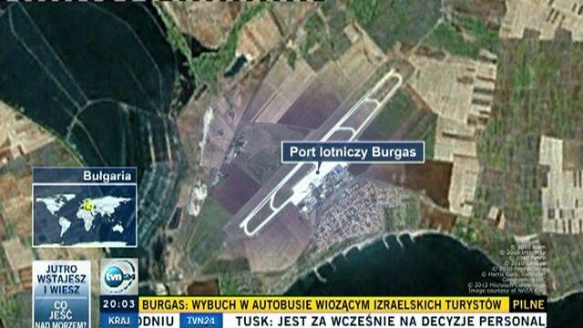 Relacja turysty przebywającego na lotnisku w Burgas