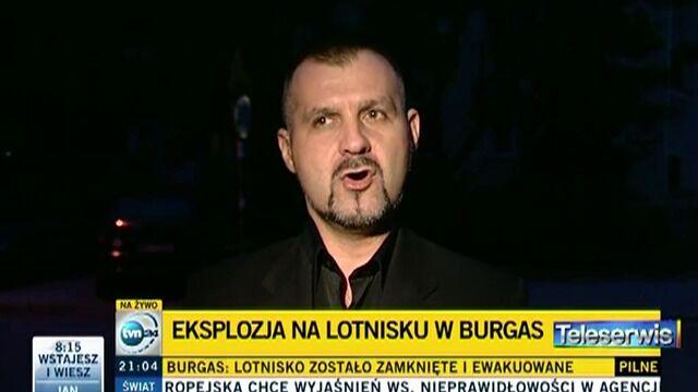 Cieślak: W Bułgarii łatwiej było zorganizować zamach niż w Izraelu