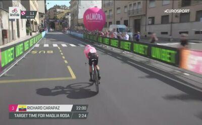 Richard Carapaz wygrał Giro 2019
