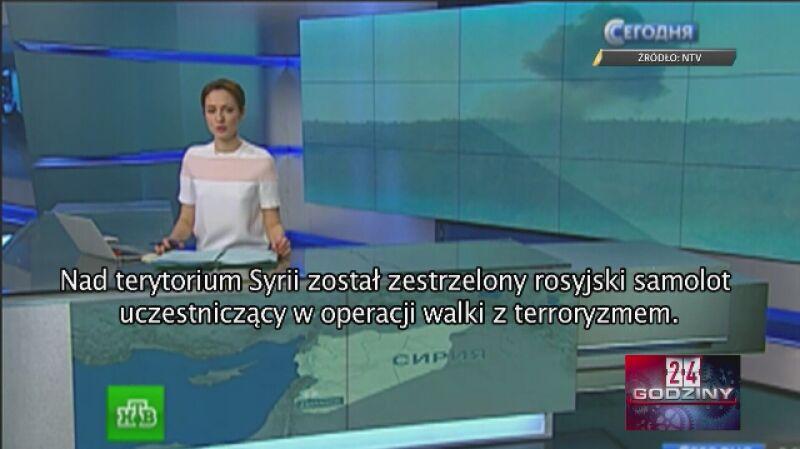 Rosyjskie media: za zestrzelenie Su-24 odpowiada syn Erdogana