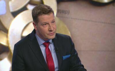 Schab: dyskusji o KRS podjąć nie mogę