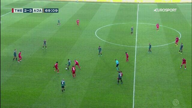 Kuriozalny gol Ajaksu z Twente