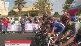 Skrót 1. etapu Giro di Sicilia