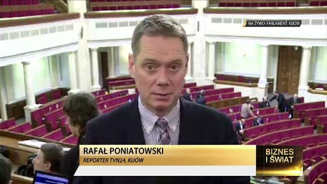 Rafał Poniatowski podsumowuje przebieg obrad Rady