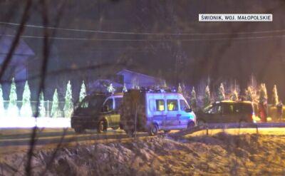 Małopolska policja o wypadku w Świdniku