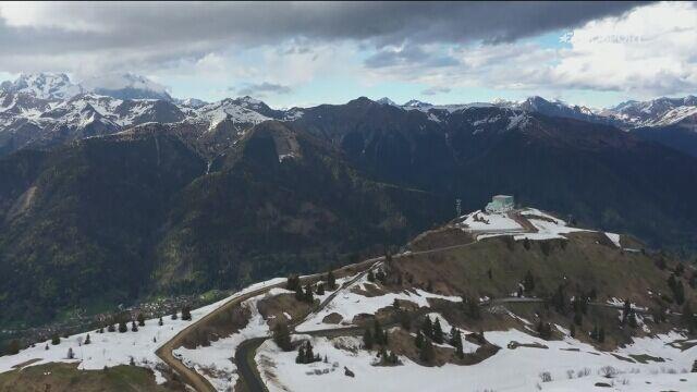 Skrót 14. etapu Giro d'Italia