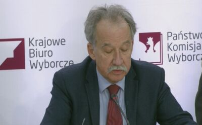 Hermeliński: termin, w jakim ogłosiliśmy wyniki wyborów, nie jest nadmiernie długim