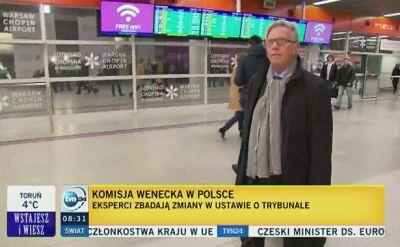 Delegacja Komisji Weneckiej w Polsce