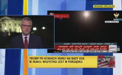 Irańskie media: Ali Chamenei bezpośrednio kordynował całąoperację