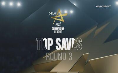 TOP 5 obron 3. kolejki Ligi Mistrzów kobiet