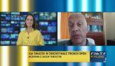 Ojciec Igi Świątek w TVN24